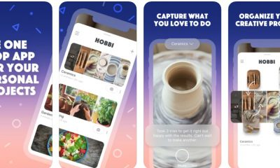 Facebook quietly releases Hobbi a new app similar to Pinterest