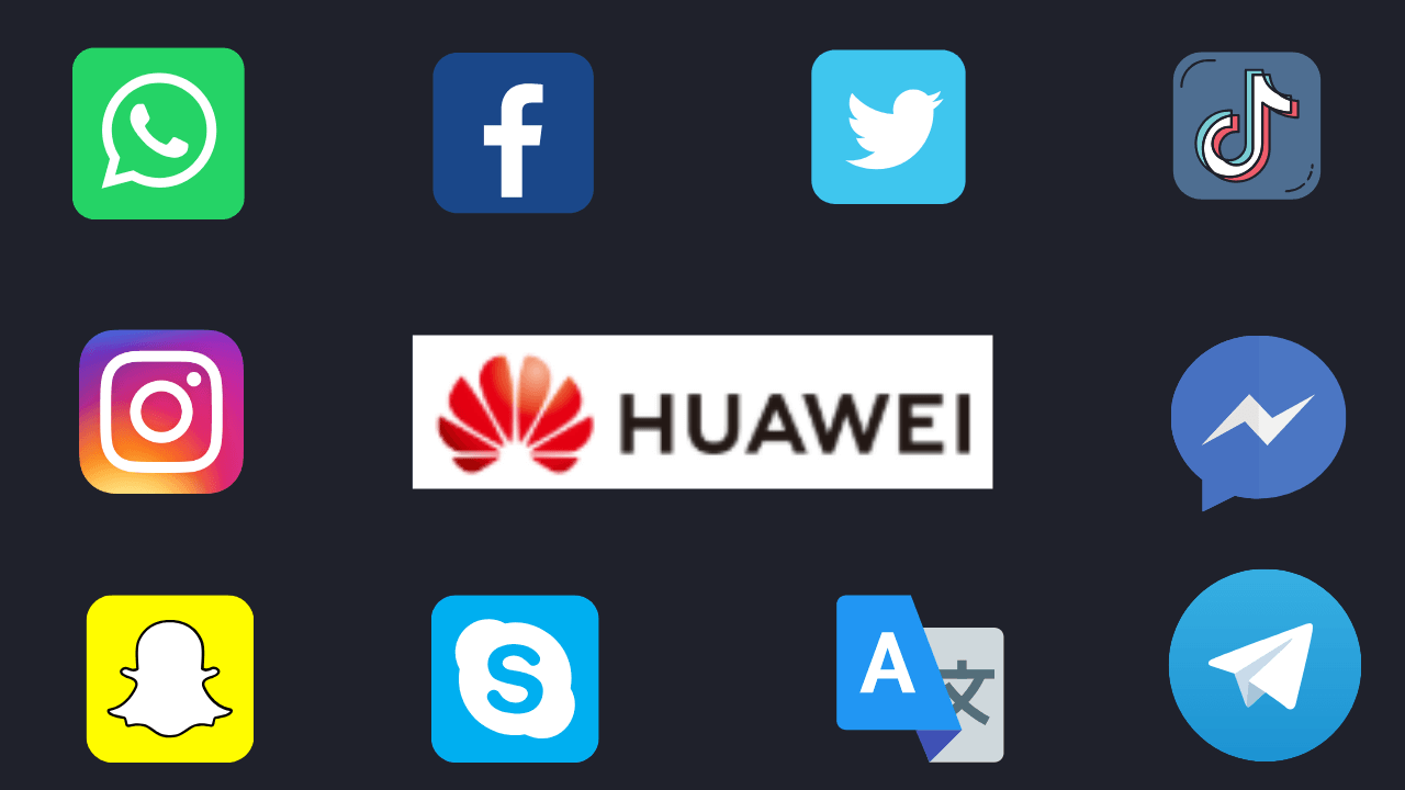 Huawei Could Have Found A Way To Make Up For The Lack Of Play Store: Preinstall 70 Popular Apps