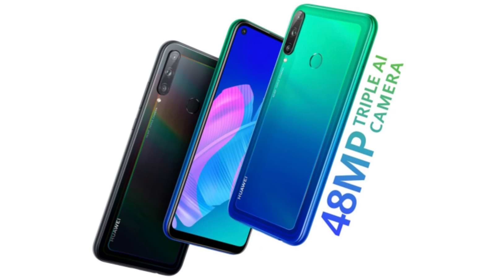 Huawei Y7p Introduced with Perforated Screen and 48MP Main Camera