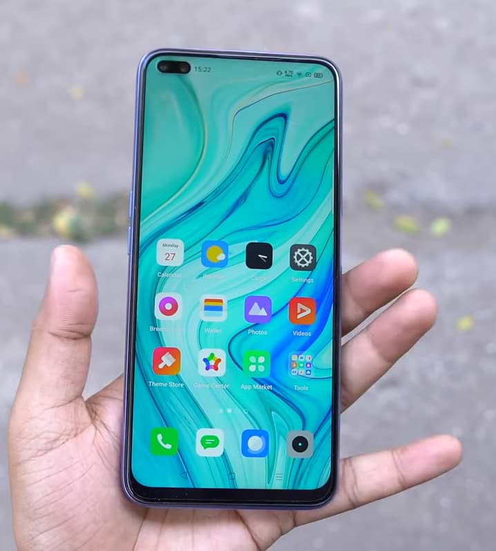 The 65w Of The Realme X50 Pro 5g Will Make It The Second Mobile With The Fastest Charging On The Market