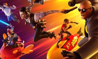 Fortnite Will Be One Of The Launch Games For The Xbox Series X And Playstation 5