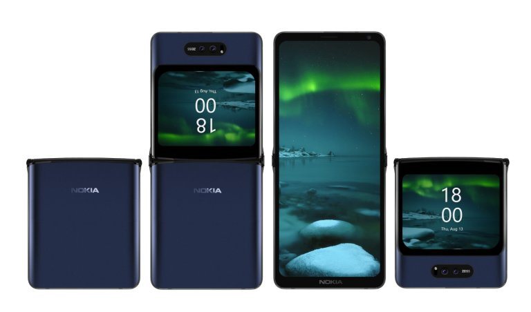 Nokia With Foldable Screen? Rumors Say Yes!