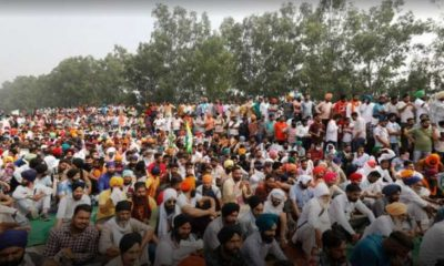 Thousands of farmers continue protests in India