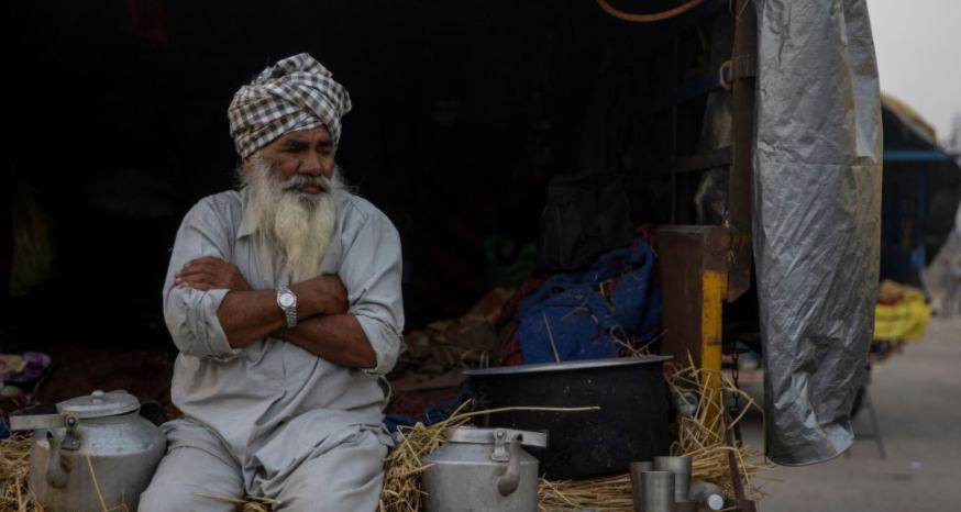 India's Ministry of Agriculture invites farmers to discuss issues amid protest over agriculture law