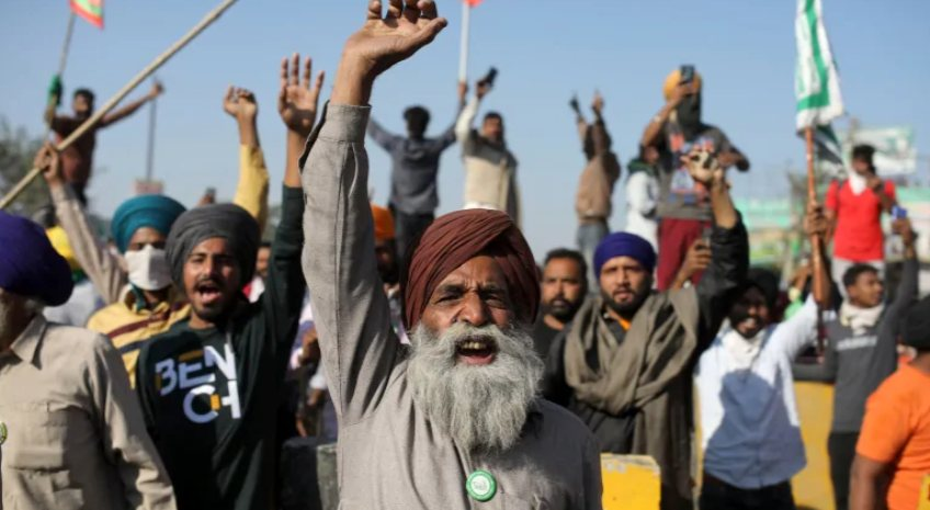 Our Fight Won't Stop Despite Death of 'Sons of Soil' Farmers Keep Protesting in India